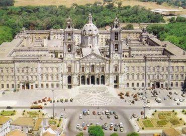 Il Palazzo Nazionale di Mafra